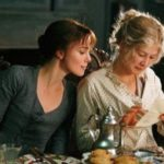 Rosamund in the film Pride and Prejudice