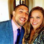 Ronda Rousey and Brendan Schaub