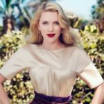 Scarlett Johansson – American actress and singer