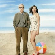 Scarlett Johansson and Woody Allen
