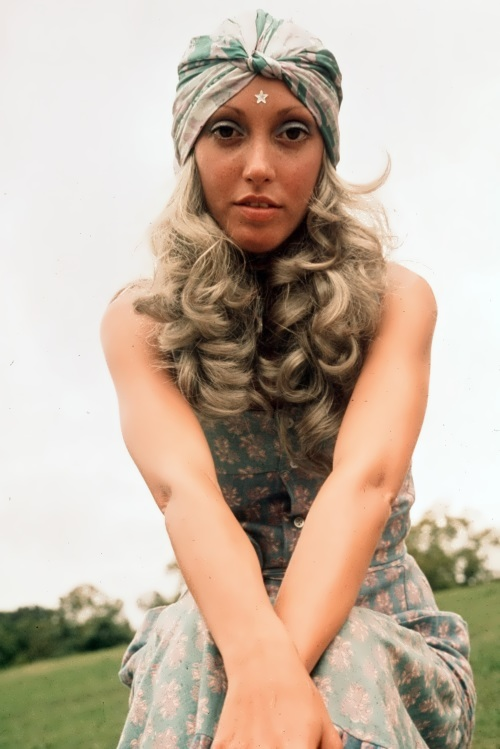 Shelley Duvall – American actress
