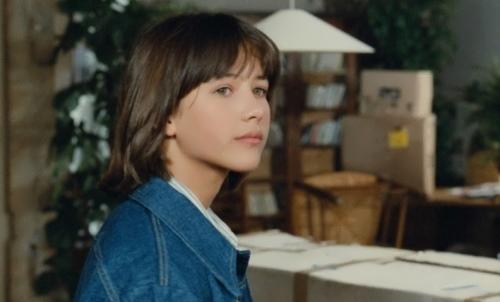 Marceau in her first film Boum