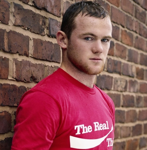 Wayne Rooney - English footballer