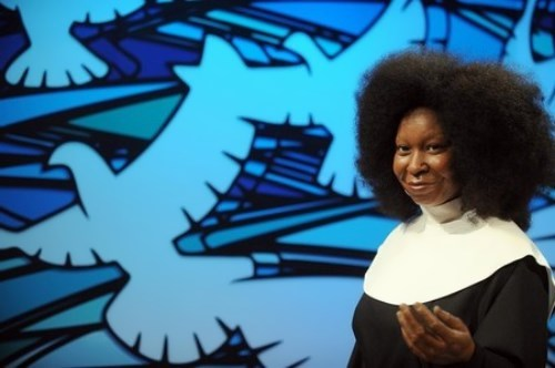 Whoopi Goldberg in Wax at Madame Tussauds