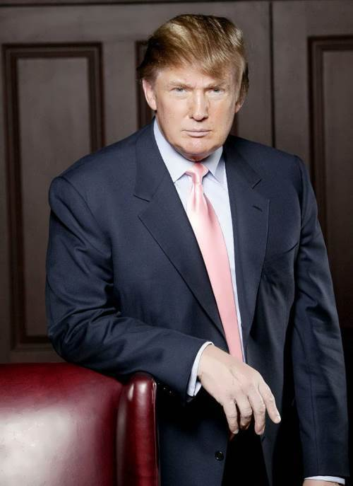 Donald Trump – 45th president of America