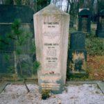 Grave of Franz Kafka