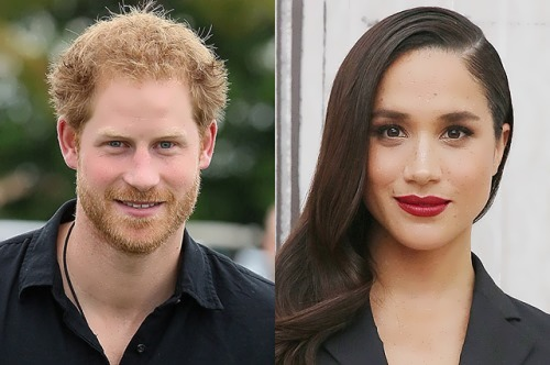 Prince Harry and Markle