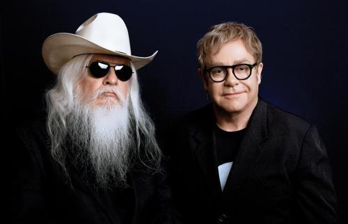 Leon Russell and Elton John