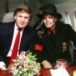 Trump and Michael Jackson