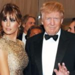 Trump and Melania Knauss