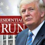 Trump. Presedential Run