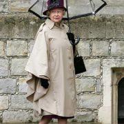 2005. Queen Elizabeth II in Windsor, United Kingdom