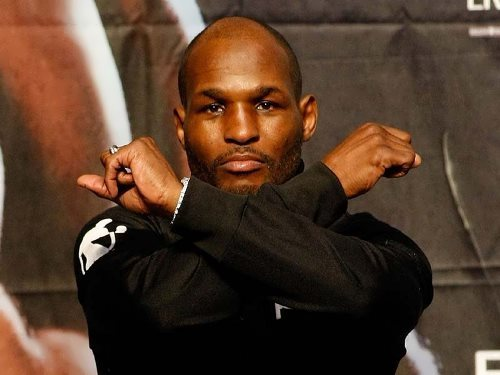 Bernard Hopkins - professional boxer