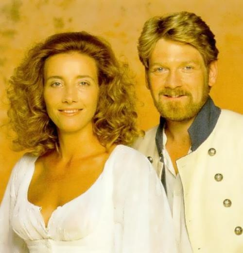 Emma Thompson and Kenneth Branagh