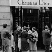 Christian Dior fashion house