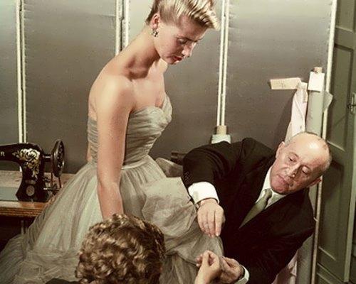 Christian Dior - French fashion designer