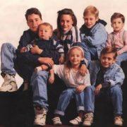 Macaulay and his siblings