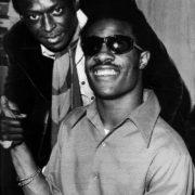 Miles Davis and Stevie Wonder
