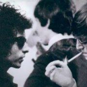 Dylan and John Lennon