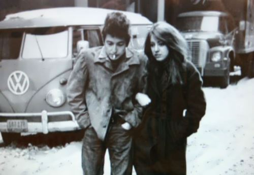 Dylan and Suze Rotolo