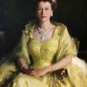 Portrait of Elizabeth II