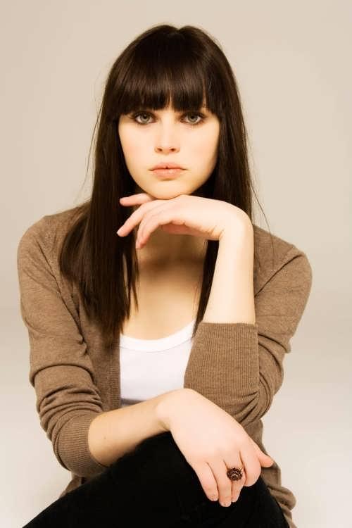 Felicity Jones - British actress