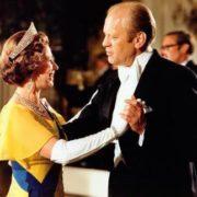 Gerald Ford and Elizabeth II