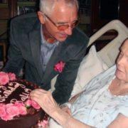 Zsa Zsa Gabor celebrates 94th anniversary with her husband Frederic von Anhalt