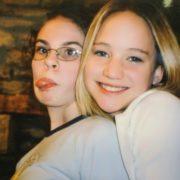 Jennifer in her childhood