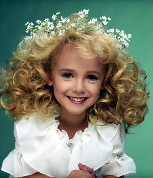 JonBenet Ramsey – little Miss America