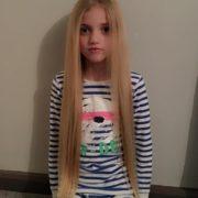 Daughter of Katie Price