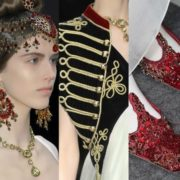 Fashion by Alexander McQueen