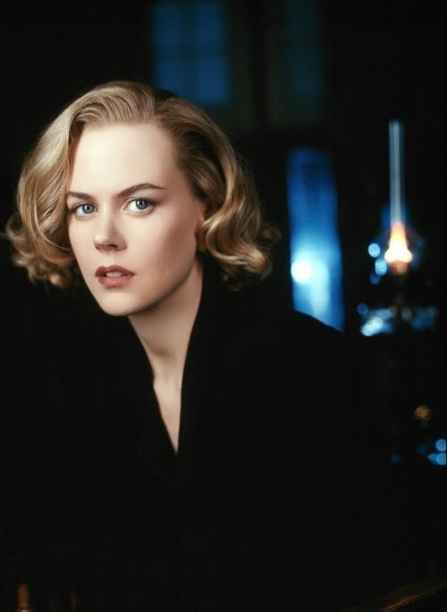 Nicole Kidman - Australian and American actress
