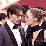 Vanessa and Johnny Depp