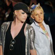 Richie Rich and Ellen DeGeneres