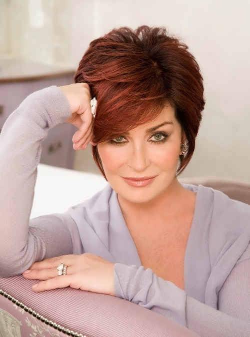 Sharon Osbourne - British TV presenter