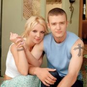 Britney and Justin Timberlake