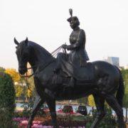 Statue in Regina, Saskatchewan