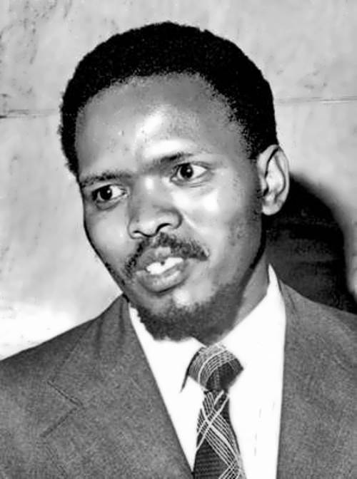 Steve Biko - father of the Black Consciousness movement