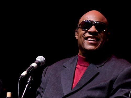 Stevie Wonder - American soul singer