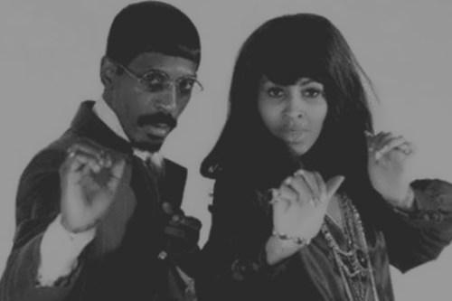 Tina and Ike Turner