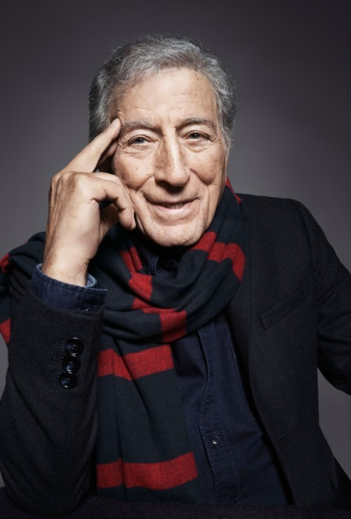 Tony Bennett – popular swing singer