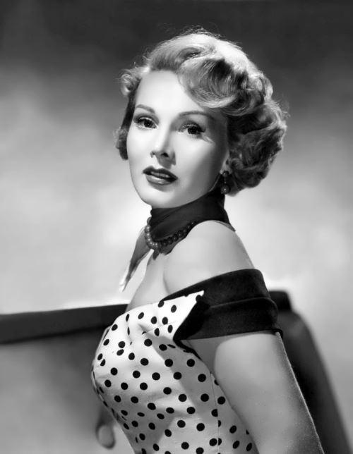 Zsa Zsa Gabor – beautiful actress