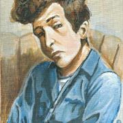 dylan Self-portrait