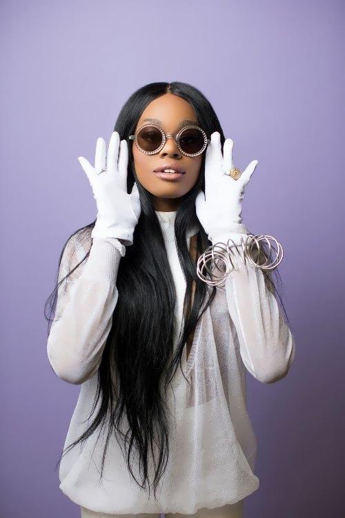 Azealia Banks – American rapper