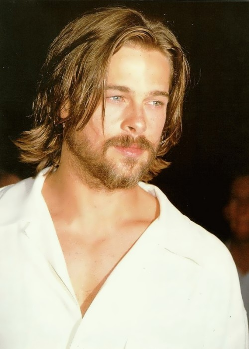 Brad Pitt – handsome Hollywood actor
