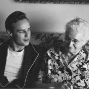 Marlon and his grandmother