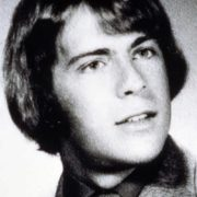 Bruce Willis in his youth