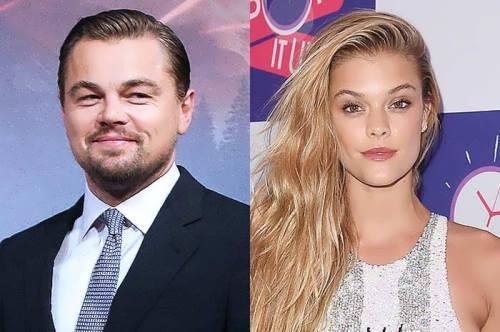Nina Agdal and DiCaprio