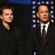 Tom Hanks and DiCaprio